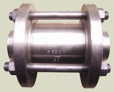Клапан обратный ТУ 3742-004-48009341-98