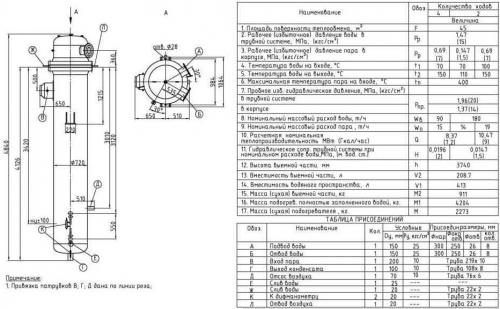 Кожухотрубный конденсатор ONDA CT 458 Анжеро-Судженск