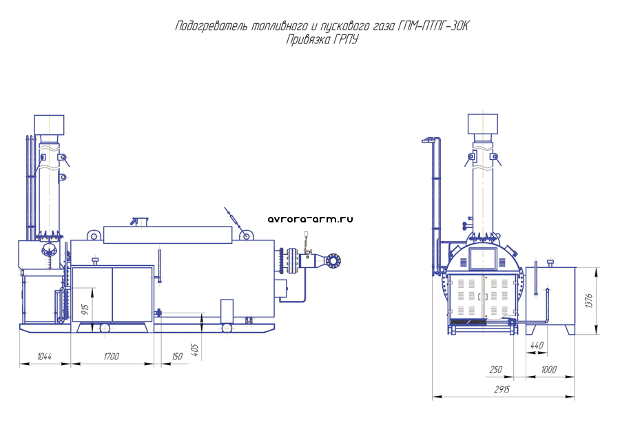 Электропривод ЭП4В-А-60-8