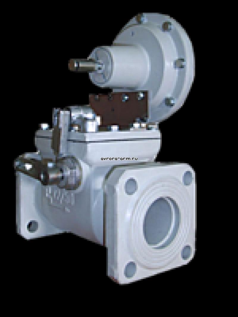 Клапан предохранительный запорные КПЗ-200