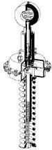 шиберный перепускной клапан